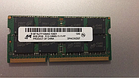Micron 8Gb  Память So-DIMM PC3-12800S DDR3 (MT16JTF1G64HZ-1G6D1)