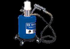 Установка для пневматической раздачи консистентных смазок 20литров
