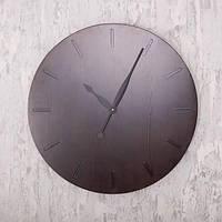 """Настенные часы деревянные """"Dabo"""" 60 см ручной работы"""