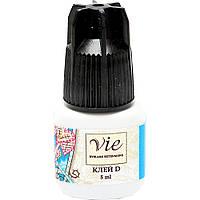 Клей Vie D для наращивания ресниц, 5 ml, время фиксации 1-2 секунды