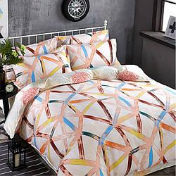 Комплект постельного белья Абстрактные деревья (полуторный) Berni Home