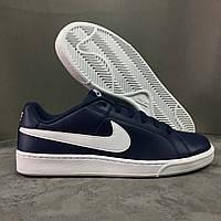 Мужские синие кроссовки Nike Court Royal 749747-411