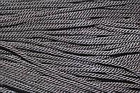 Канат декоративный 3.5 мм (100м) черный