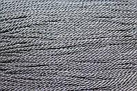 Канат декоративный 3мм тейлон (50м) серый, фото 1