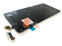 Модуль для Xiaomi Redmi 4 Prime, Redmi 4 Pro (Дисплей + тачскрин) черный оригинал PRC