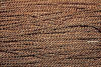 Канат декоративный 3мм тейлон (50м) шоколад