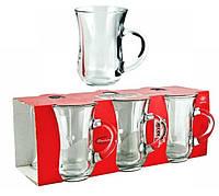 Армуды - турецкие стаканы для чая Pasabahce 55411, фото 1