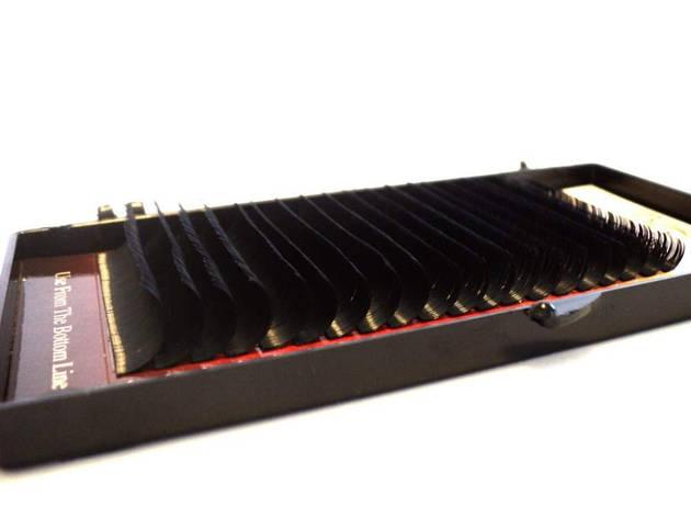 Ресницы на ленте C-0.05 - 9(6)-11(8)-13(6) мм i-Beauty, фото 2