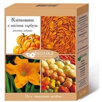 «Клетчатка из семян тыквы» при хронических холециститах, желчнокаменной болезни, гипотонической и атонической