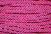 Канат декоративный акрил 8мм (50м) розовый, фото 1