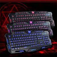 Профессиональная игровая  клавиатура с подсветкой М200