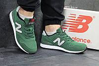 Кроссовки мужские зеленые New Balance 1400 4454