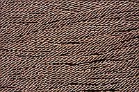 Канат декоративный тейлон 5мм (50м) т.коричневый, фото 1