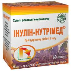 Инулин-Нутримед - снижает уровень сахара в крови, полезен при диабете