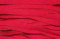 Тесьма акрил 10мм (100м) красная