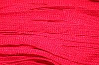 Тесьма акрил 10мм (100м) красный