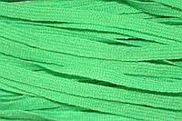 Тесьма акрил 6мм (50м) салатовый