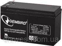 Аккумулятор для ИБП Gembird BAT-12V7AH