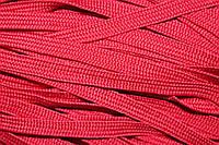 Тесьма ПЭ 10мм (100м) красная, фото 1