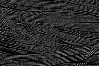 Тесьма ПЭ 10мм (100м) черный, фото 1