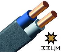 Кабель ВВГ-П 2х2,5 мм2 ЗЗЦМ ГОСТ мідний Ціна за 1м Відрізаємо будь-яку кількість