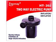 Насос электрический Stermay HT202 12/220В