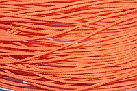 Шнур 2мм (100м) оранжевый