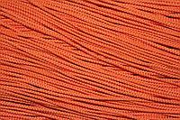 Шнур 2мм (100м) помаранчевий, фото 1