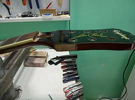 Полная реставрация Epiphone Les Paul Standart 5