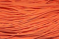 Шнур 3мм (200м) оранжевый