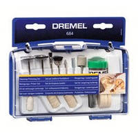 Набір для чистки та поліровки DREMEL (684)