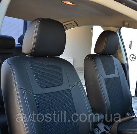 Чехлы в салон Mitsubishi Outlander