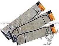 Шторка сонлцезащитная 150х70 см (фольга)