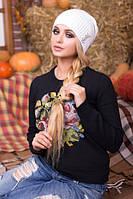 Осенняя удобная шапка Osiris, белый