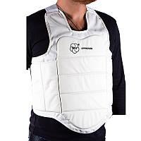 Защита на грудь для единоборств WKF размер L
