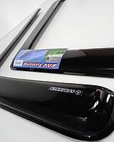 Дефлекторы окон - Ветровики MERCEDES Sprinter (W901-905) Г-образный 1996-2006 (на скотче) клеящиеся