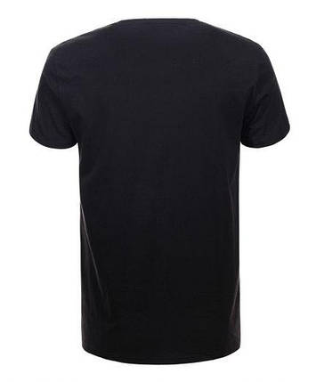 Мужская футболка  GLO-STORY AS18 MPO-5474 черная, фото 2