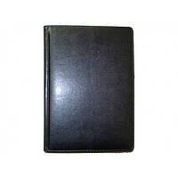 Ежедневник за 2011 год А5 кожзам Caprice черный