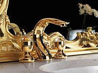 Giulini -Persia Crystal люкс коллекция смесителей для ванной комнаты