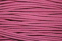 Шнур 6мм плотный (100м) розовый, фото 1
