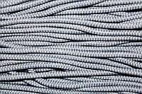 Шнур 6мм щільний (100м) св. сірий, фото 1