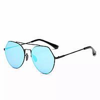 Солнцезащитные очки авиаторы капли унисекс в тонкой оправе 36d5892dcafcd