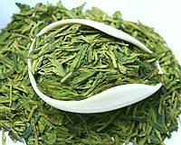 Китайский зеленый чай Сиху Лунцзин (Колодец Дракона) высший сорт