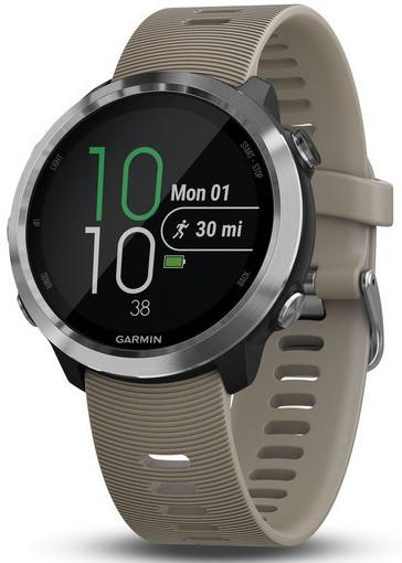 Спортивний годинник Garmin Forerunner 645 With Sandstone Coloured Band