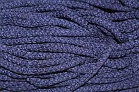 Шнур акрил 10мм (100м) т.синий