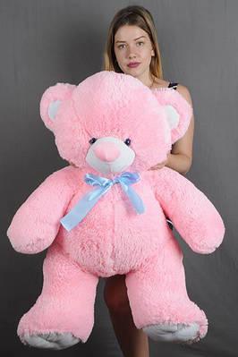 """Плюшевый мишка """"Томи"""", розовый, 100 см."""