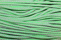 Шнур акрил 6мм. (100м) трава+св.серый