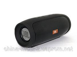 JBL Charge 4 E4 16W копия, блютуз колонка, черная, фото 3