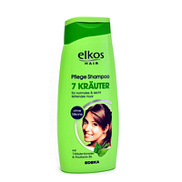 Шампунь Elkos 7 Krauter 500 ml