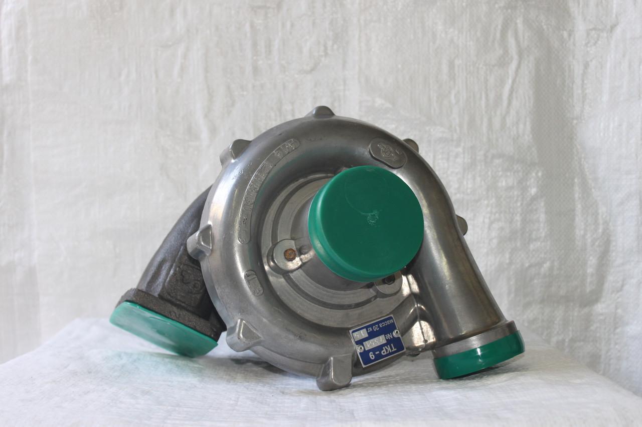 Турбокомпрессор ТКР 9-012 (ЯМЗ) МАЗ-54323,-5516, КрАЗ-6503, 6505, КрАЗ